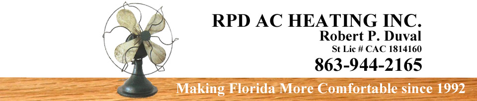 RPD AC Heating inc.